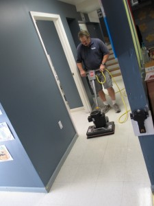 Strip And Wax Tile Floors J And S Janitorial Serivcesj